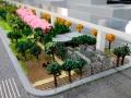 綠空廊道模型