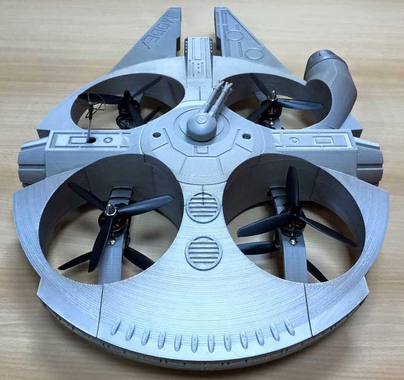 3D列印 飛行器