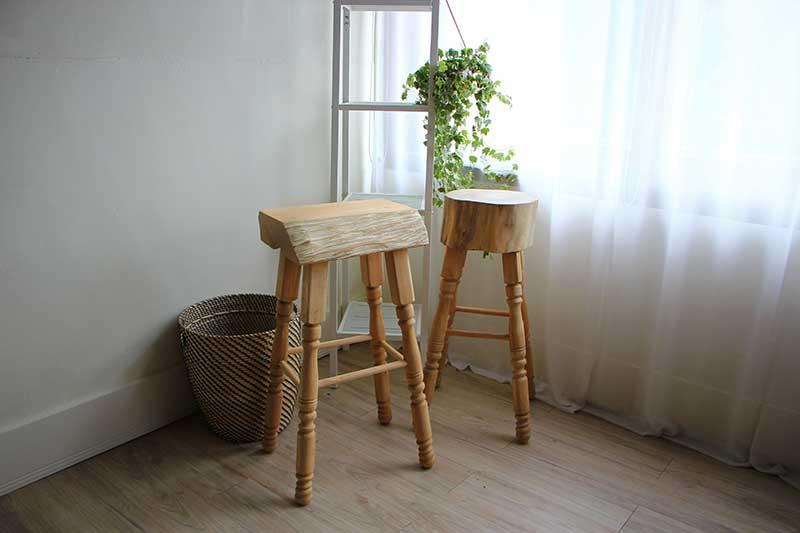 C.L Studio-手工木製椅子
